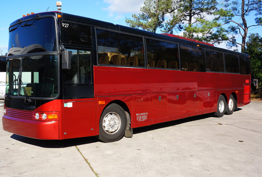 Tallahassee Bus Rental