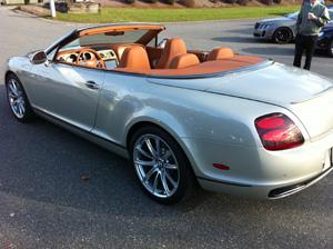Bentley Limo Tallahassee