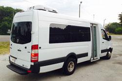 58 Passenger Prevost Executive Motorcoach