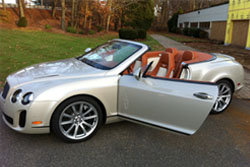 Bentley GTC Super Sport