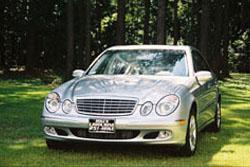 Merceded Sedan