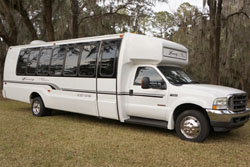 20 Passenger Custom Limo Party Buss Tallahassee