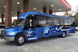 Ameritrans 35 Passenger Charter Bus