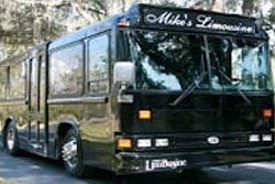 36 Passenger  Comfortable Taboo Party Bus