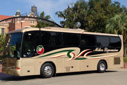 Motor Coach Tallahassee Gold 36 passenger