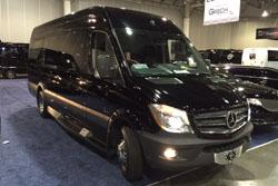 Mercedes Party Bus