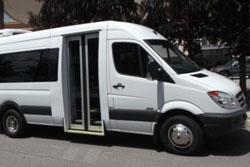 15 Passenger Sprinter Transportation Van