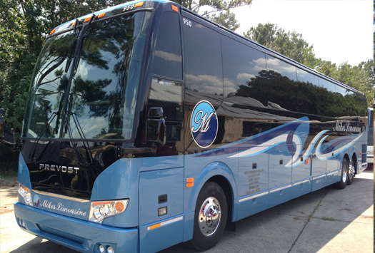 Bus Transportation Tallahassee