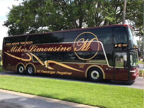 Double Decker Mike's Limousine Tallahassee Florida