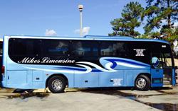 standard 36 passenger motorcoach